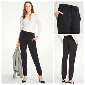 Ann Taylor jogger pants, like new!